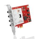 DVB Multi Standard Doppel-Tuner, PCIe TV-Karte, TBS-6522