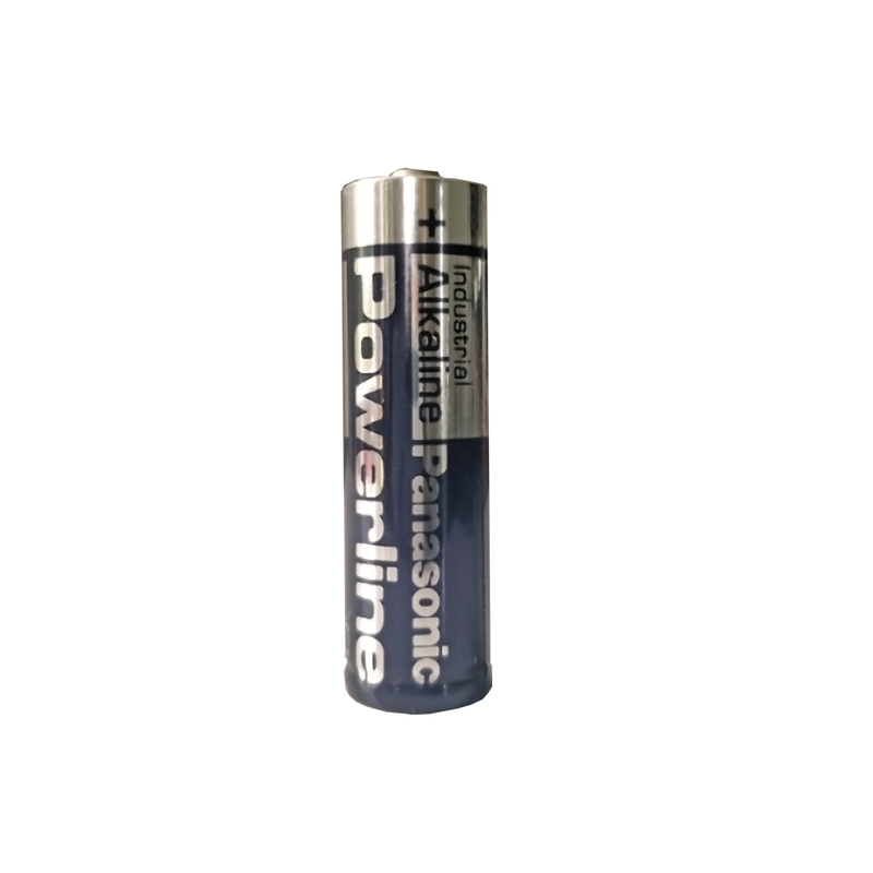 Panasonic Powerline, Alkaline battery, Mignon AA