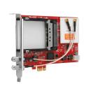 DVB Multi Standard Doppel-Tuner, PCIe TV-Karte mit CI,...