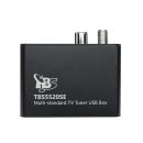 DVB-S2/S/S2X/T/T2/C/C2 Single-Tuner, USB...