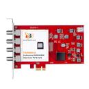 DVB-S2X/-S Octa-Tuner, PCIe Satelliten-TV-Karte,...