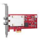 DVB-S2X/-S2/-S Doppel-Tuner, Profi PCIe...