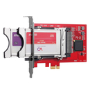 DVB Dual CI PCIe Karte, TBS-6900