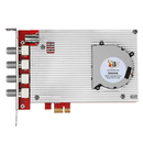 DVB Multi Standard Octa-Tuner, PCIe TV-Karte, TBS-6508