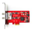 DVB-T2/C Doppel-Tuner, PCIe Terrestrische oder...